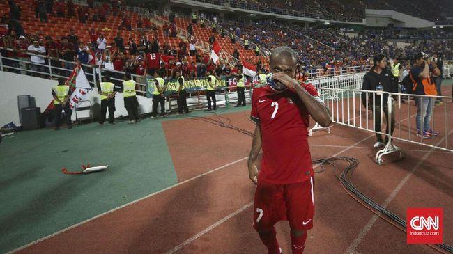 (PIC:Riedl : Jika Dia Sedang Fit, Timnas Indonesia akan sangat membutuhkan Boaz !!)