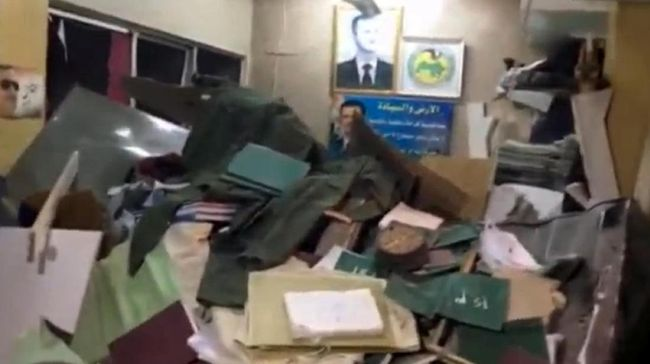 Gadis 9 Tahun Ledakkan Diri di Kantor Polisi Damaskus