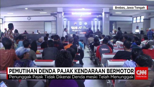 CNN Indonesia Detail: Jelang Akhir Batas Pemutihan