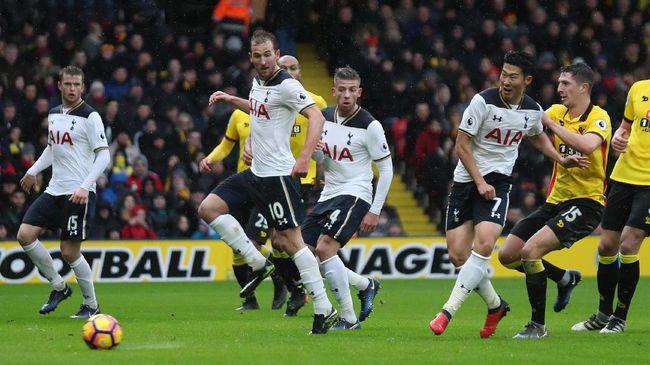 Tottenham Hotspurs Gilas Watford dengan Skor Telak 4-1