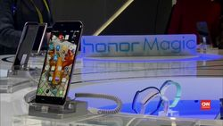 Sekujur Melengkung Bodi Huawei Honor Magic