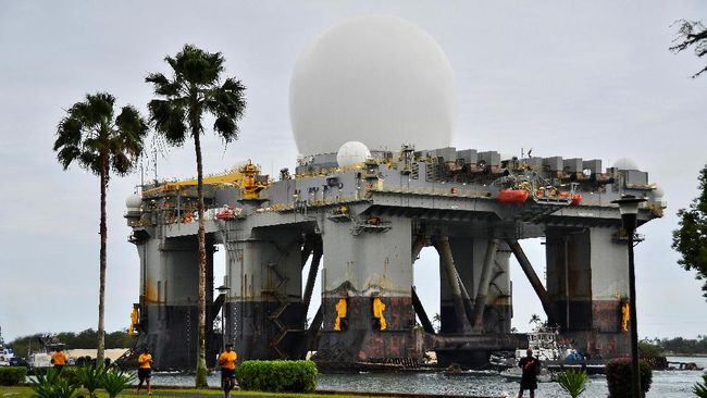 AS Kerahkan Radar yang Dapat Pantau Uji Coba Rudal Korut