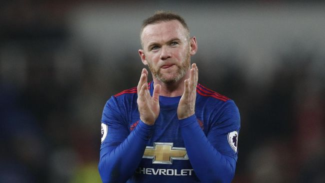 Rooney Buka Rahasia Soal Rekor Gol Manchester United
