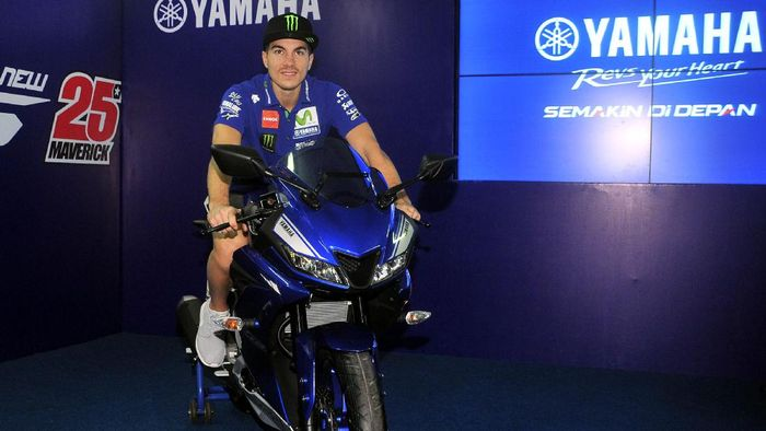 Tampang Garang Yamaha All New R15