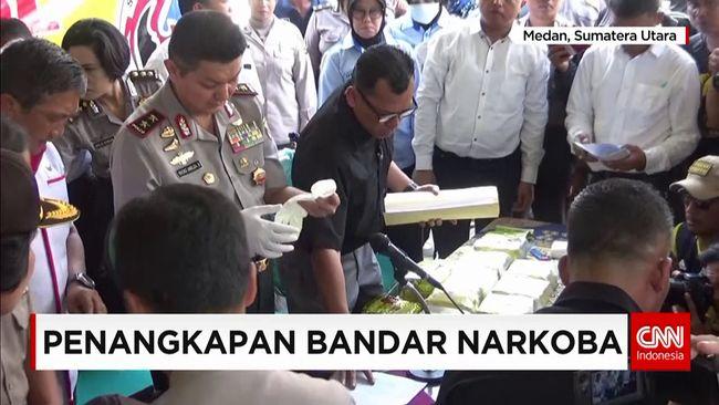 CNN Indonesia Detail: Menghentikan Peredaran Narkoba