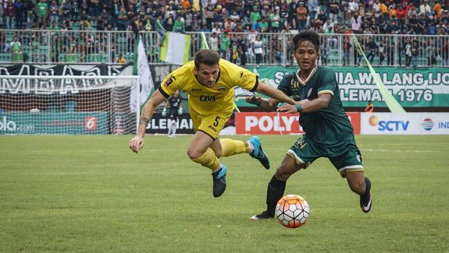 Sponsor Liga 2 Masih Abu-abu