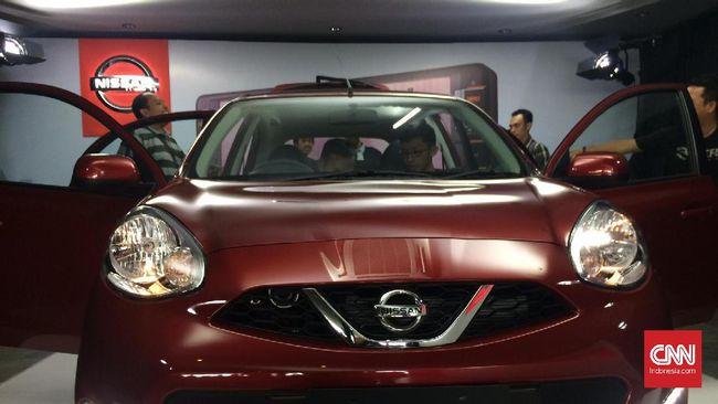 Nissan Tak Gentar Dengan Kehadiran - Jakarta CNN Indonesia Melalui SAIC General Motor Wuling produsen otomotif asal Chinta itu mulai serius menggarap pasar di