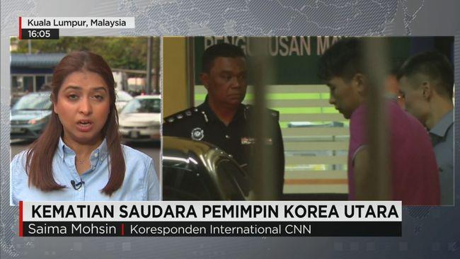 CNN Indonesia Detail: Kematian Saudara Pemimpin Korea Utara