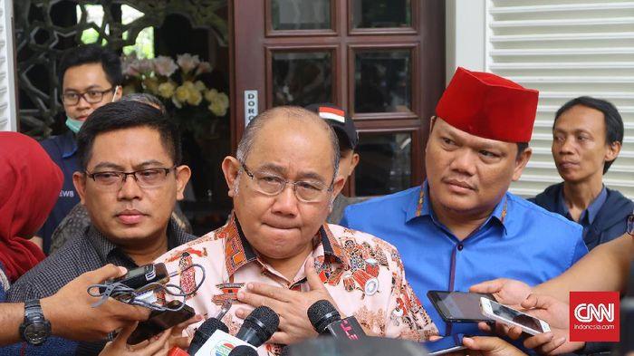 CNN Indonesia Detail: Demokrat Buka Peluang Kembalinya Koalisi Kekeluargaan