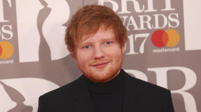 Jakarta CNN Indonesia Musisi beken Ed Sheeran dipastikan akan muncul dalam musim serial drama populer Game of diskusi panel Game of Thrones