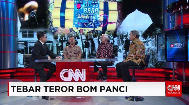 CNN Indonesia Detail: Jaringan Teror Dan Deradikalisasi
