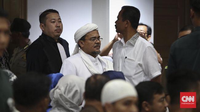 CNN Indonesia Detail: Tuduh 9 Naga Di Belakang Ahok, Rizieq Resmi Dipolisikan