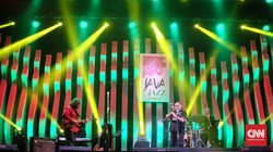 'Suara Perdamaian' World Peace Trio di Java Jazz 2017