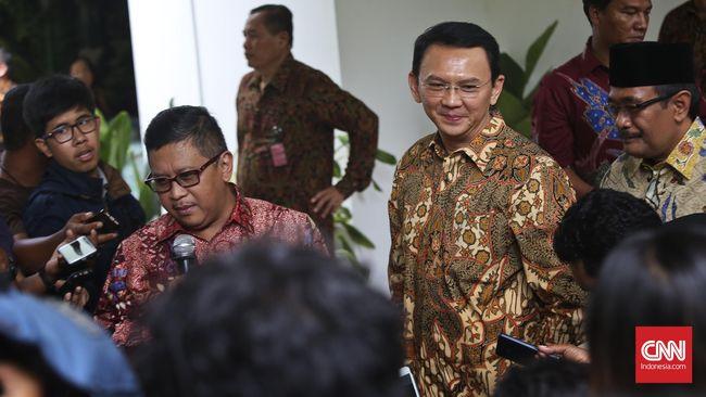 CNN Indonesia Detail: Kursi Panas DKI 1 CNN Indonesia