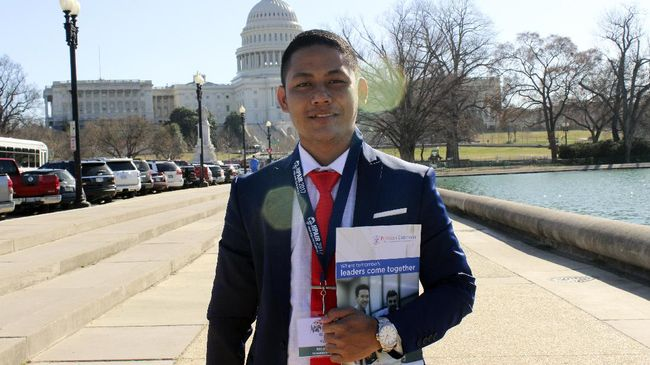Indonesia Berkibar di Konferensi Kemanusiaan Harvard