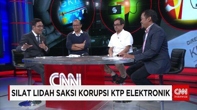 CNN Indonesia Detail: Kelindan Korupsi KTP Elektronik
