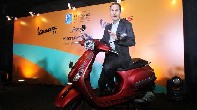 Berkaca Pada Piaggio Tak Mau - Jakarta CNN Indonesia Sebagai salah satu produsen skuter matik Piaggio Indonesia belum memiliki rencana agar lebih mengikat pasarnya