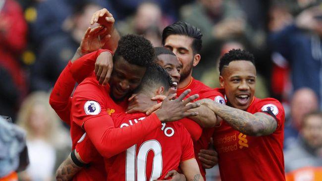 Big Sebuah Keajaiban Jika Liverpool - Jakarta CNN Indonesia sepak bola paling elite di Liga Primer akan kembali dihelat akhir pekan elite pun sudah