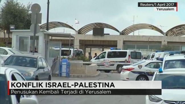 CNN Indonesia Detail: Konflik Israel-Palestina