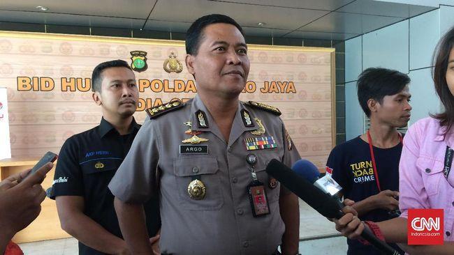 Polisi Sebut Kak Ema Akui - Jakarta CNN Indonesia Kepala Bidang Hubungan Masyarakat Polda Metro Raden Prabowo Argo bahwa Fatihah atau yang sebagai Kak