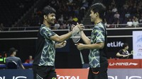 Berry/Hardianto Gagal ke Final Singapura Super Series