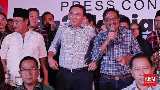 Usai Djarot Lirik Peluang Pilgub - Jakarta CNN Indonesia Wakil Gubernur DKI Djarot Saiful Hidayat belum memikirkan maju sebagai calon gubernur Jawa Timur pada