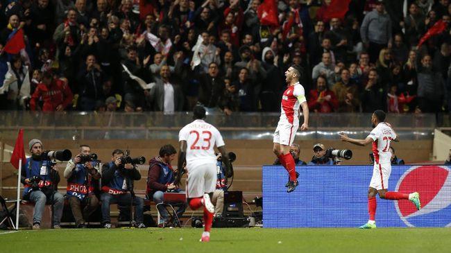 Hajar AS Monaco Melaju ke - Jakarta CNN Indonesia AS Monaco berhasil menjadi klub Perancis pertama yang melangkah ke semifinal Liga Champions setelah terakhir