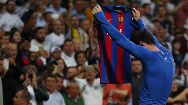 Espanyol Sindir Perayaan Gol Lionel Messi