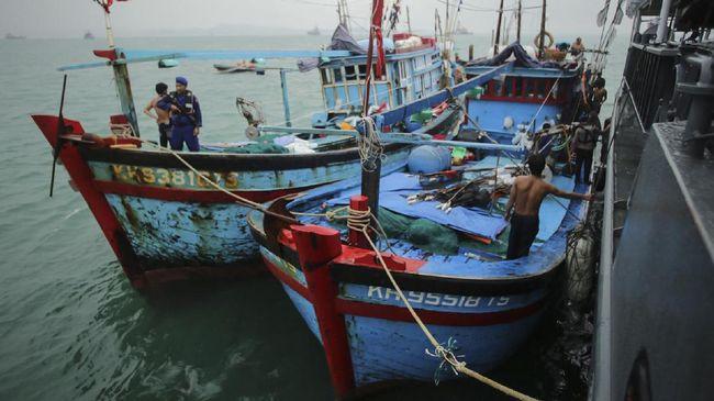 Modal Visa TKI Nelayan di - Jakarta CNN Indonesia Badan Nasional Penempatan dan Perlindungan Tenaga Kerja Indonesia menemukan masih banyaknya TKI yang dipekerjakan kapal