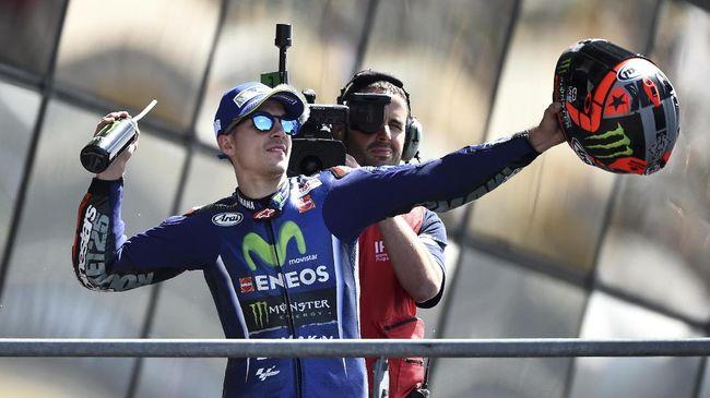 Maverick Vinales Percaya Diri di MotoGP Katalonia