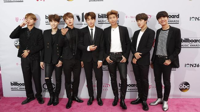 Boyband Berbusana Terbaik di Billboard - Jakarta CNN Indonesia Bangtan Boys alias boy band asal Korea Selatan mencuri perhatian dunia ketika muncul di ajang