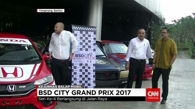 CNN Indonesia Detail: BSD City Grand Prix 2017
