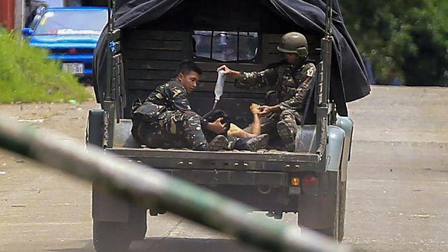 Delapan Jasad Warga Sipil Ditemukan di Dekat Marawi