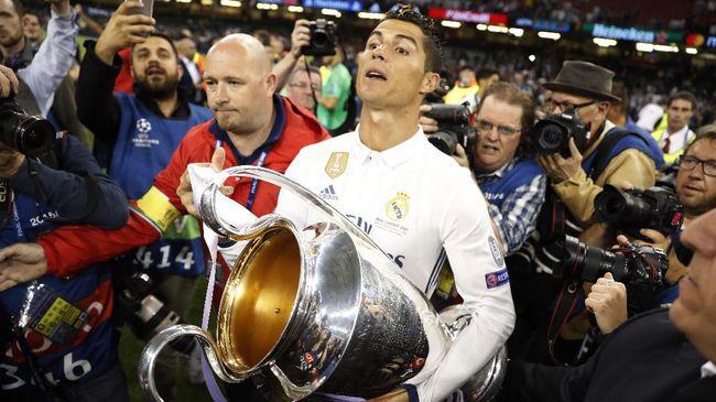 MU Siapkan Rp3,1 Triliun untuk Ronaldo dan Morata