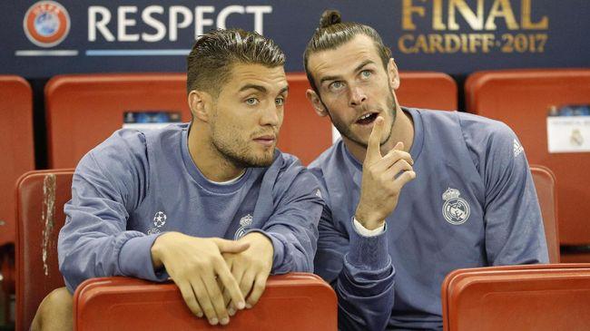 Zidane Tak Peduli Godaan Mourinho - Jakarta CNN Indonesia Mourinho terus menggoda Gareth Bale di musim panas kali ini namun pelatih Real Madrid Zinedine