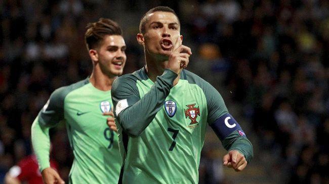Pihak Ronaldo Bantah Tuduhan Mengemplang Pajak