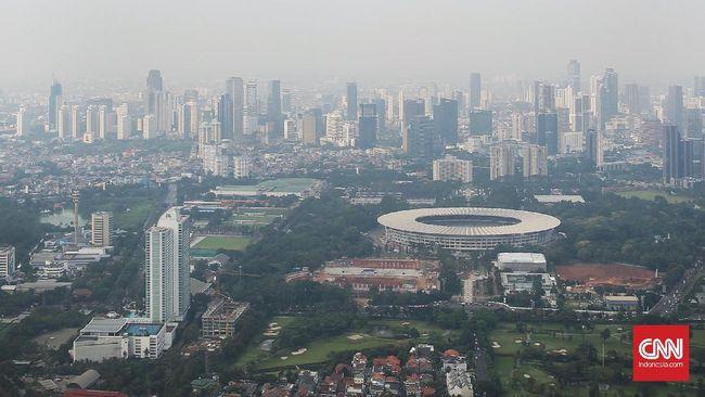 Langit Biru Jakarta Bukan Karena - Jakarta CNN Indonesia Badan dan Geofisika kini tengah melakukan analisis lanjutan mengenai tingkat polusi udara Analisis ini dilakukan