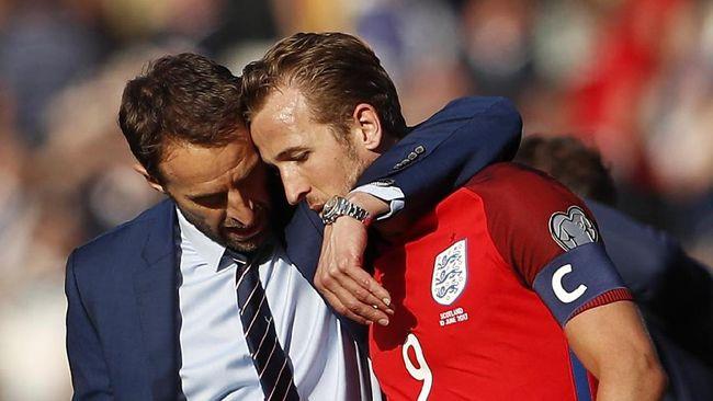 Kane Emosional Ditunjuk Jadi Kapten - Jakarta CNN Indonesia Timnas Inggris nyaris kalah darii tim tuan rumah Skotlandia pada laga lanjutan kualifikasi Piala Dunia