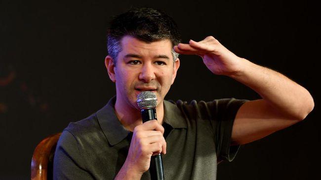 CEO Uber, Lengser atau Dilengserkan?