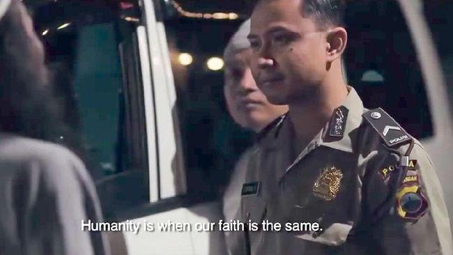 GP Ansor Angkat Suara Soal Film 'Kau adalah Aku yang Lain'