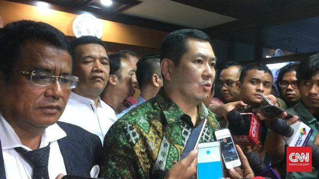 Hary Tanoe Bingung Kasus SMS - Jakarta CNN Indonesia Hary Tanoesodibjo memiliki penilaian tersendiri atas mencuatnya kembali kasus pesan singkat dirinya terhadap penyidik tersebut