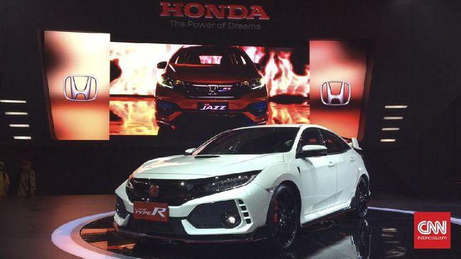 Harga Nyaris Honda Civic Type - Jakarta CNN Indonesia waktu empat sedan sport keluaran Honda Prospect Motor Civic Type R sudah terjual sebanyak Penjualan