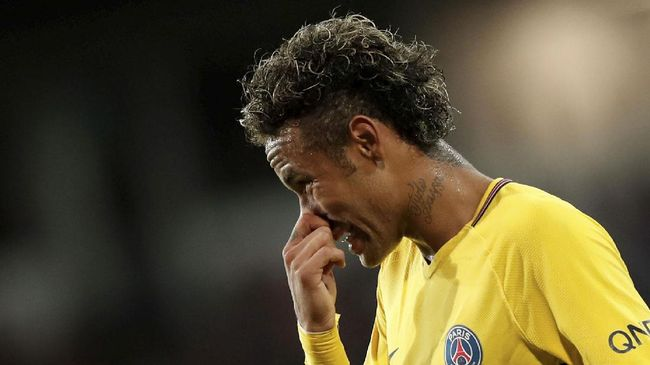 Neymar Merasa Lebih Hidup Usai - Jakarta CNN Indonesia mengaku menikmati laga perdananya bersama Paris di ajang Ligue Bintang Brasil itu turut mencetak gol