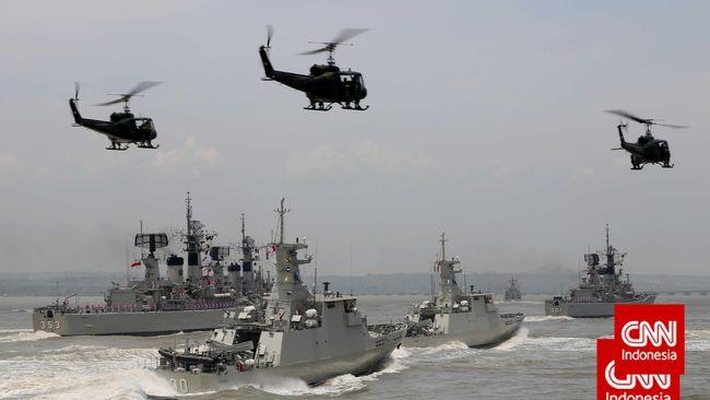 DPR Sebut Perlunya Penguatan Pertahanan Udara dan Laut