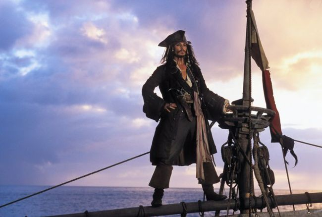 Jack Sparrow Makin Sengsara di Pirates of the Caribbean 5