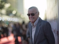 Stan Lee Raih Penghargaan dari Hollywood