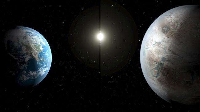 NASA Temukan 10 Planet Baru Serupa Bumi