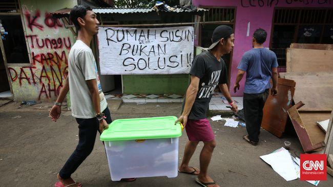 Janji Manis Jokowi yang Hilang di Bukit Duri