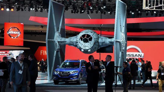 Nissan Siap Terapkan Intelligent Mobility di 2017