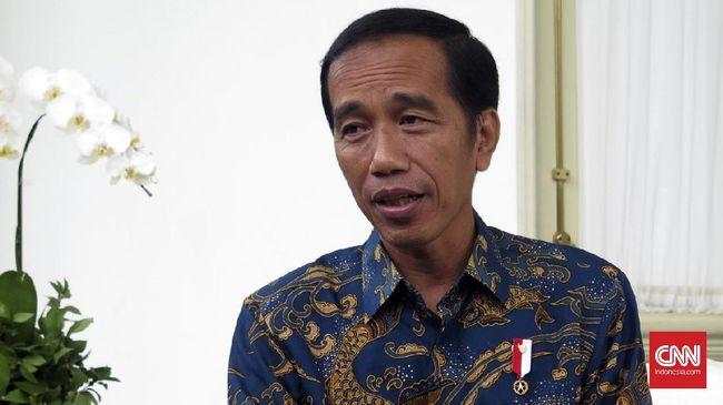 Presiden Tanggapi Santai Soal Buku Jokowi Undercover